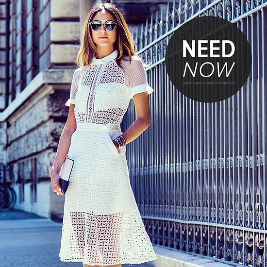 It's Not Summer Without a Little Eyelet in Your Closet