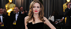 Angelina Jolie's 5 Sexiest Black Dresses of All Time!