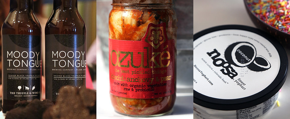 Truffle Beer, Hazelnut Honey, and 10 More Gourmet Delights
