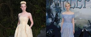 See Elle Fanning Channel Disney Princess Style — Today on POPSUGAR Live!
