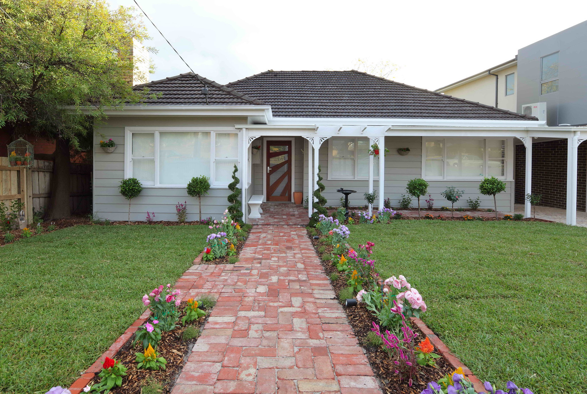 After vic front garden house rules challenges see all - Front garden ideas western australia ...
