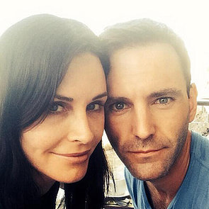 Courteney Cox and Johnny McDaid Get Engaged 2014