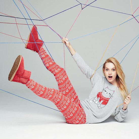 Stylish Winter Pyjamas