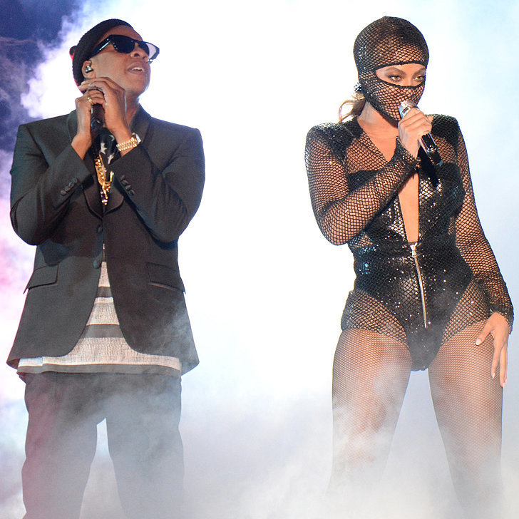 Beyonce and Jay Z On the Run Tour Costumes