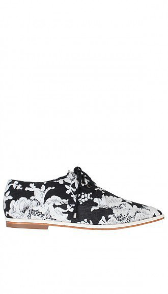 Tibi Kern Tapestry Loafer