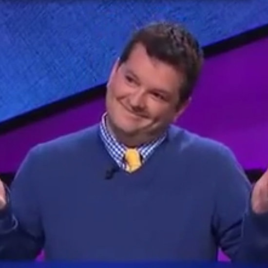 Jeopardy Contestant Writes a Funny Final Question | Video