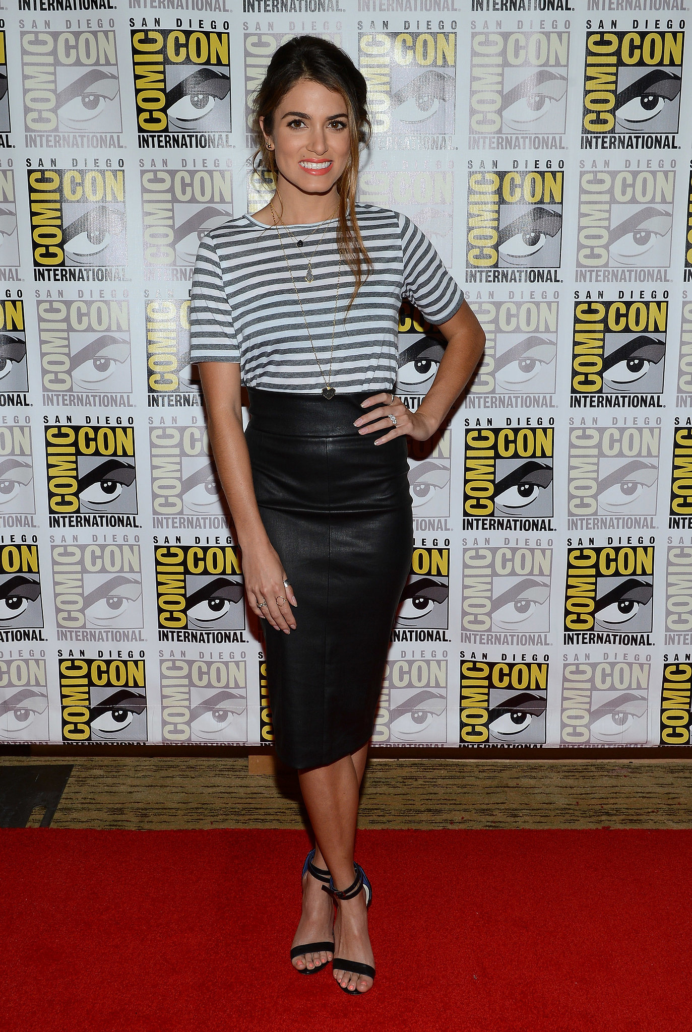 Nikki Reed For Us The Fourth Of July Only Means One Thing Stars In Stripes Popsugar Fashion