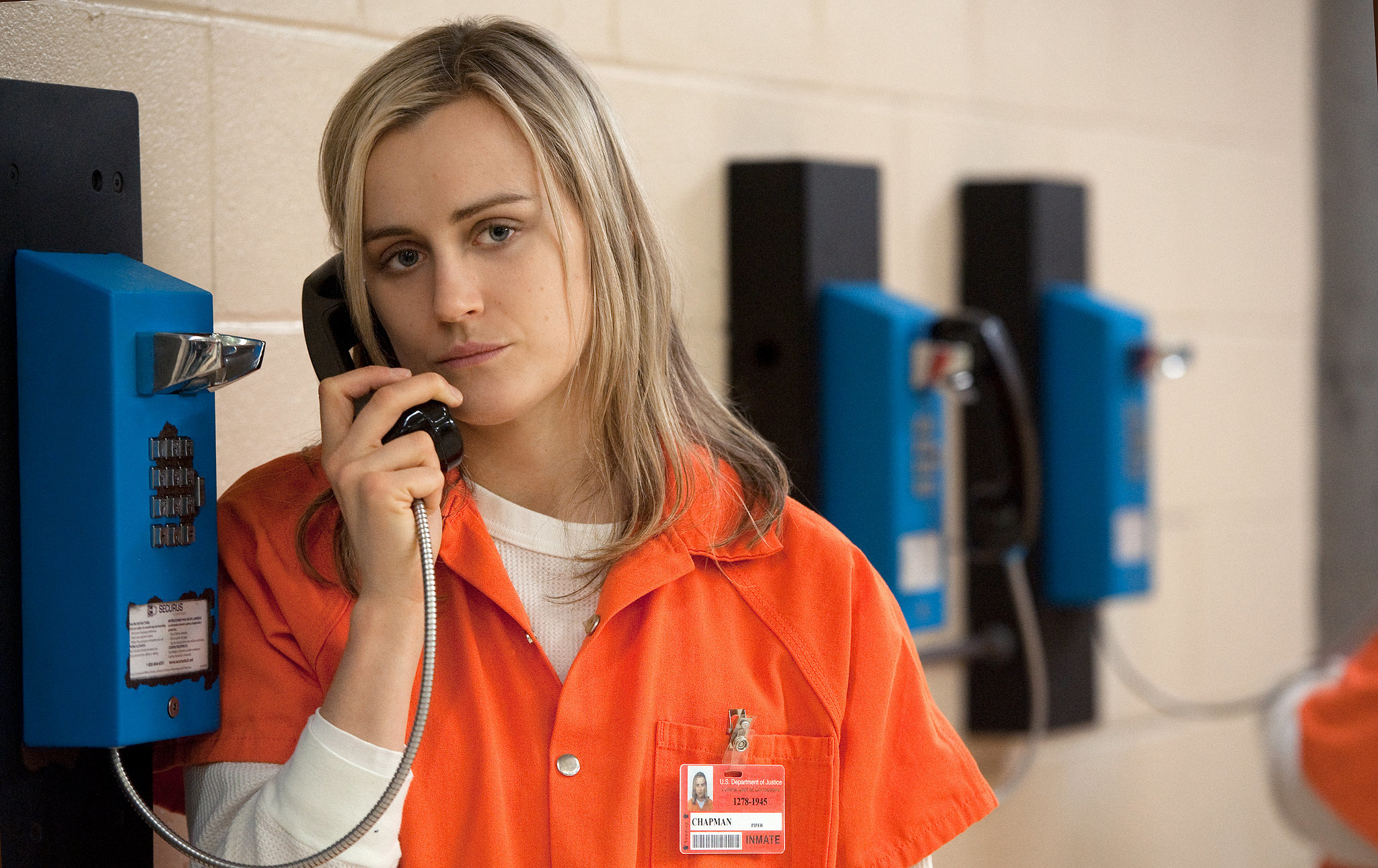 Happiest Return to Prison: Orange Is the New Black