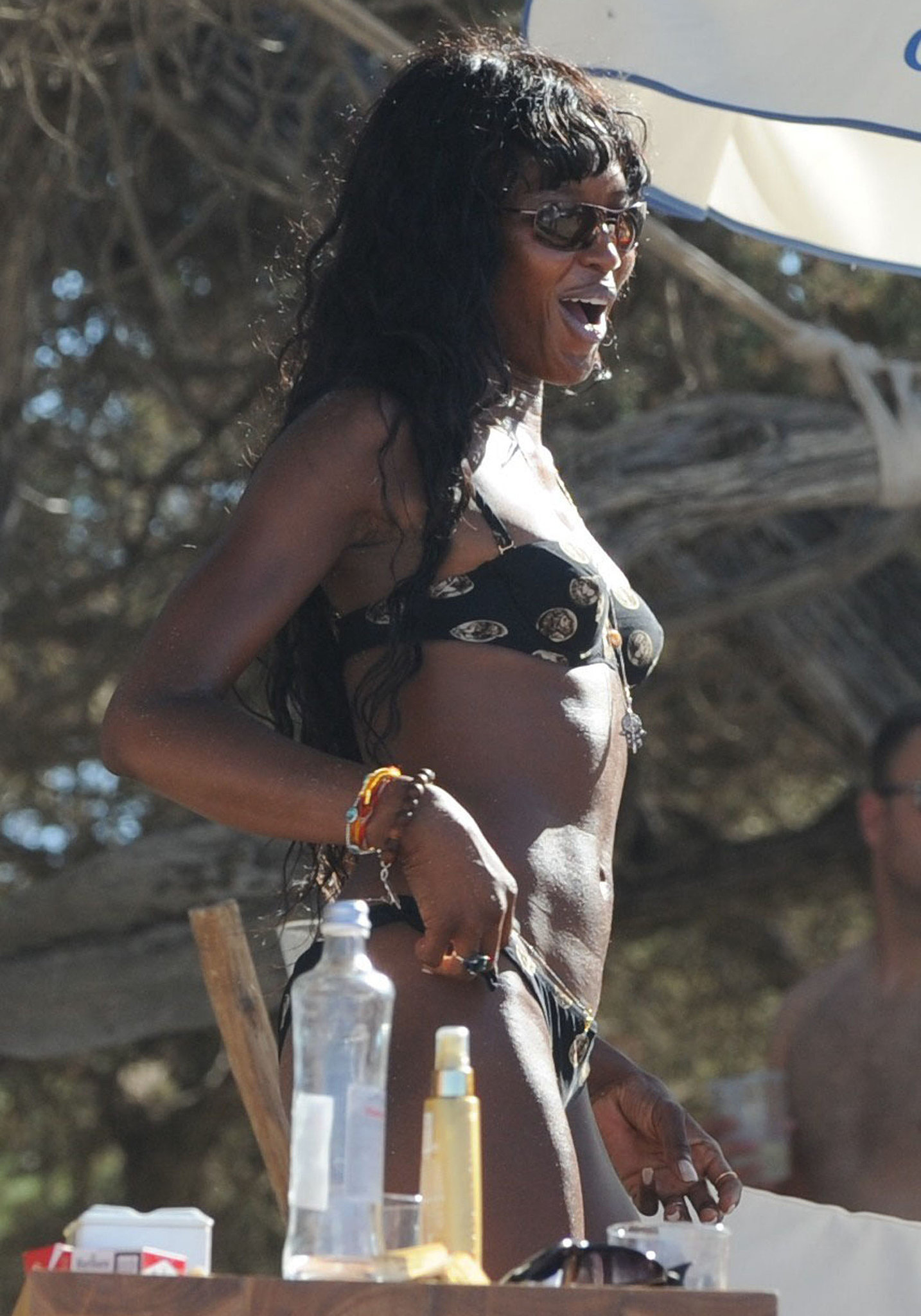 Kate Moss and Naomi Campbell's Vacation Snaps Could Be a Vogue Spread