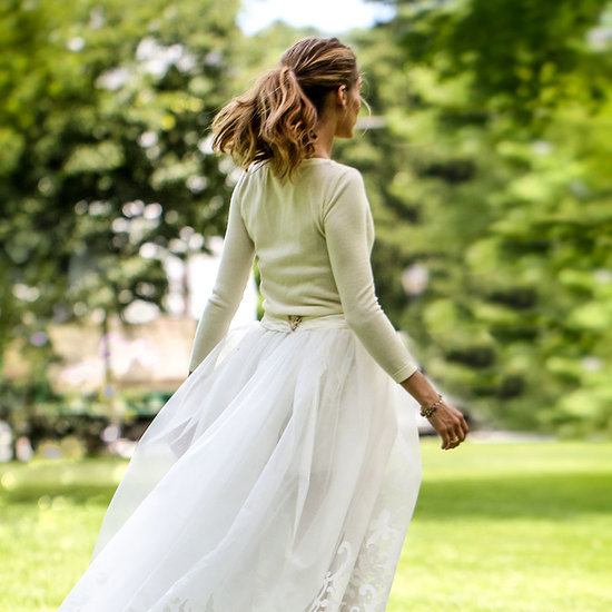 Olivia Palermo Wedding Dress Pictures