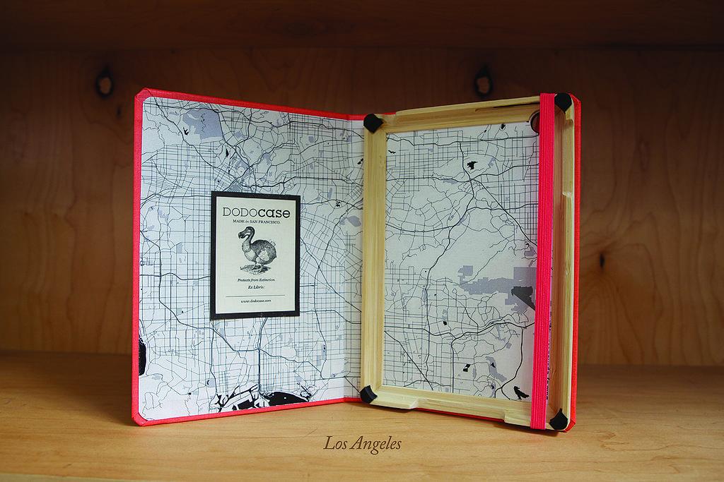 Dodocase Stamen Maps Collection