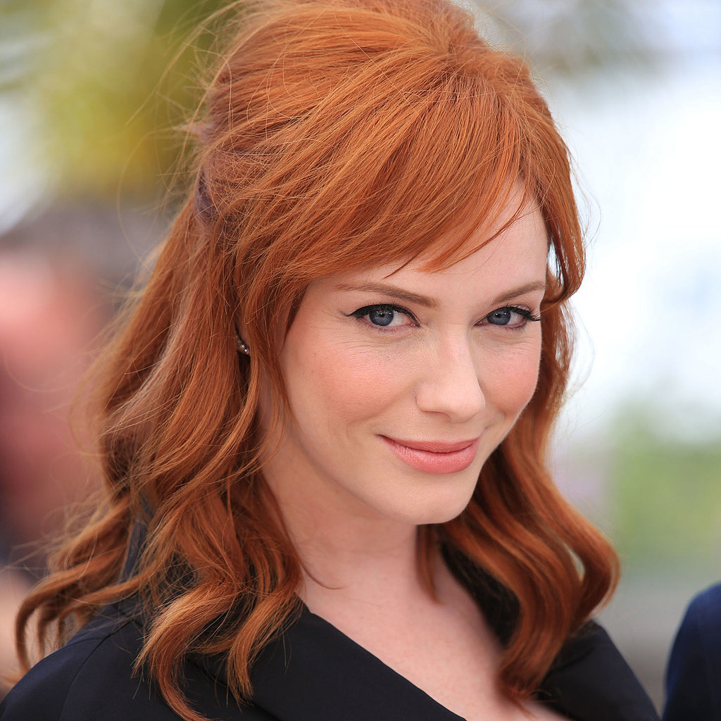 Christina Hendricks   The Hottest Red Haired Celebrities ...