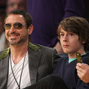 Robert Downey Jr's Son Arrested For Drug Possession