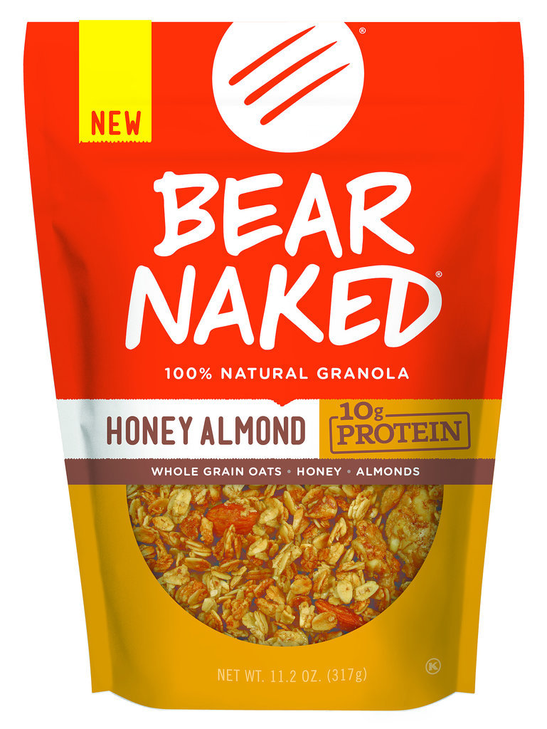 Bear Naked Honey Almond Granola