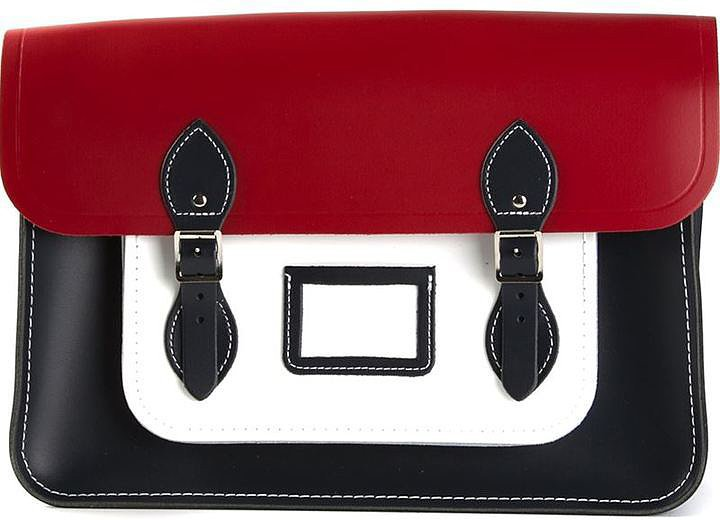 Colorblocked Cambridge Satchel