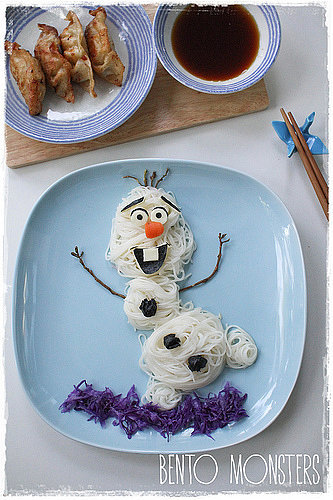One Tasty Olaf