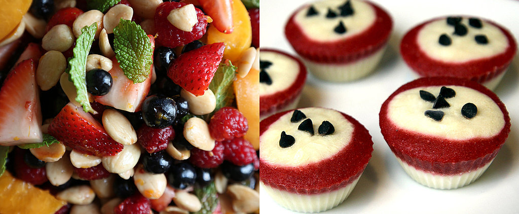 Salute the Fourth With Our Healthy Red, White, and Blue Recipes