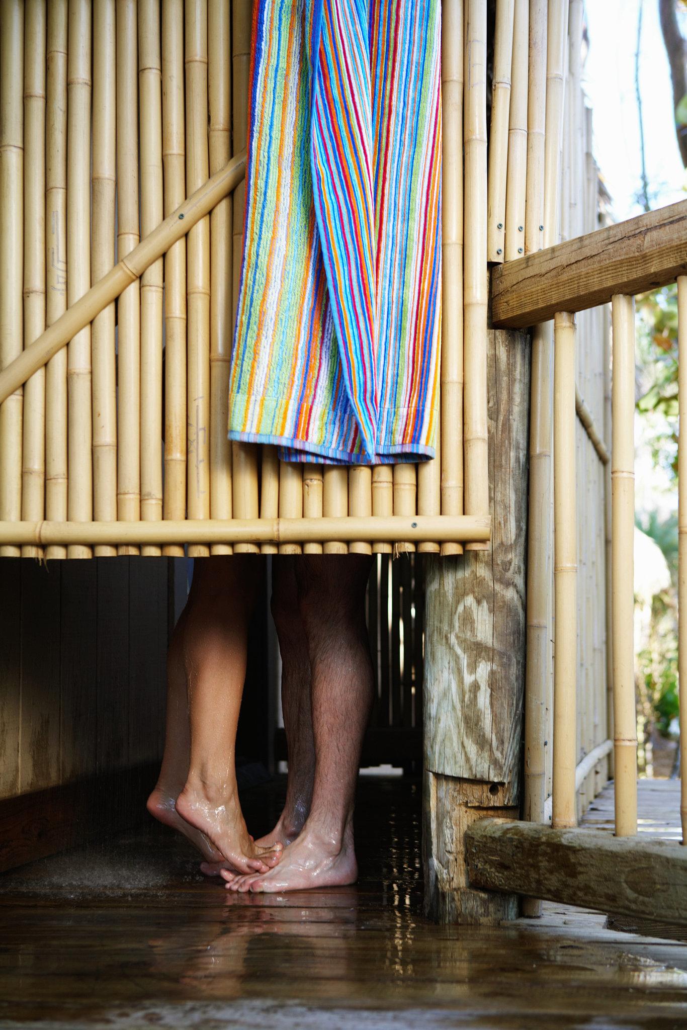 Shower Off!