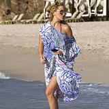 Kate Hudson Vacation Pictures in Spain 2014 | Video