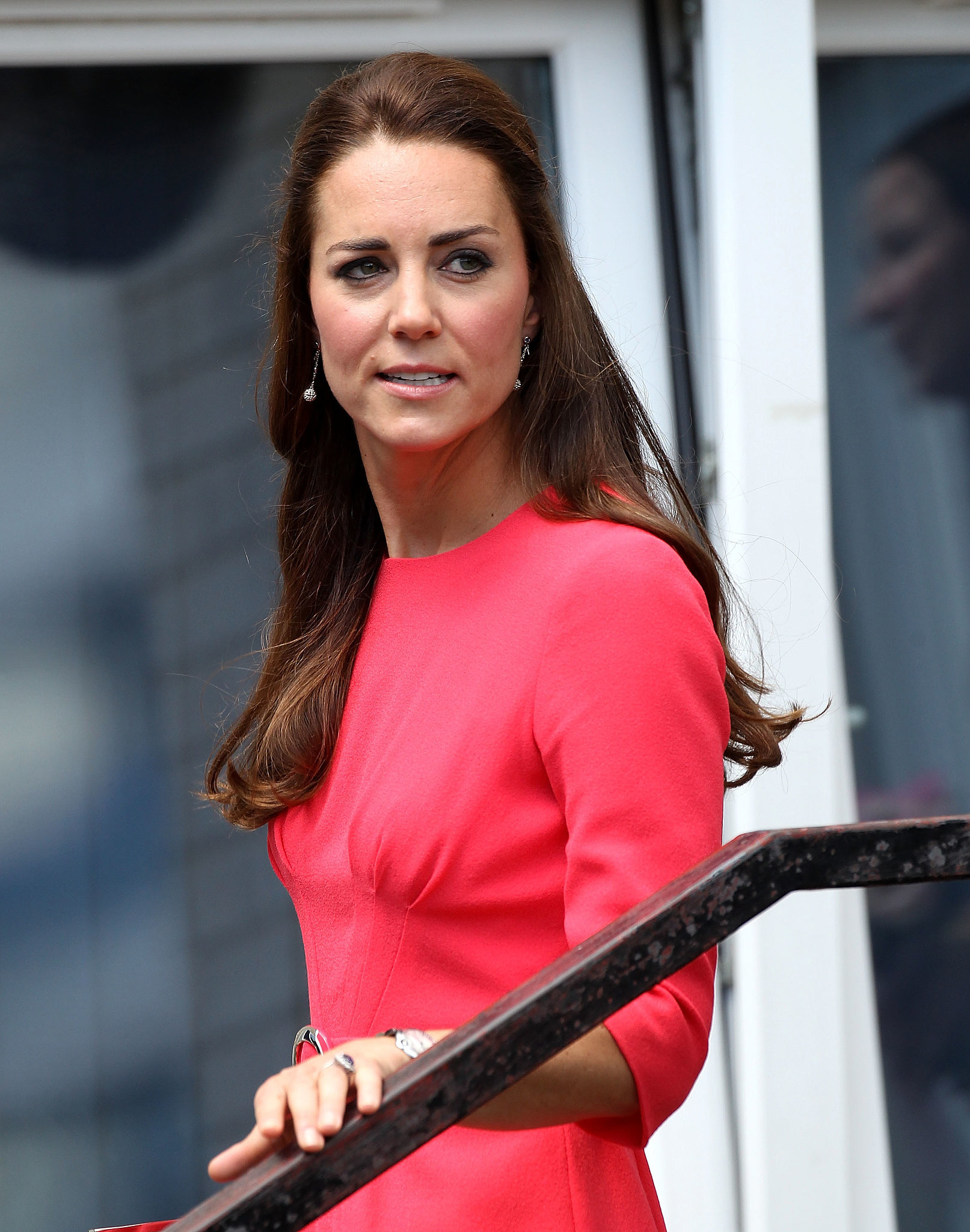You'll Never Guess What Made Kate Middleton Crack Up