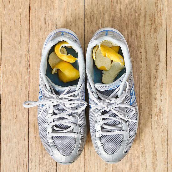 Fix Sneaker Smell