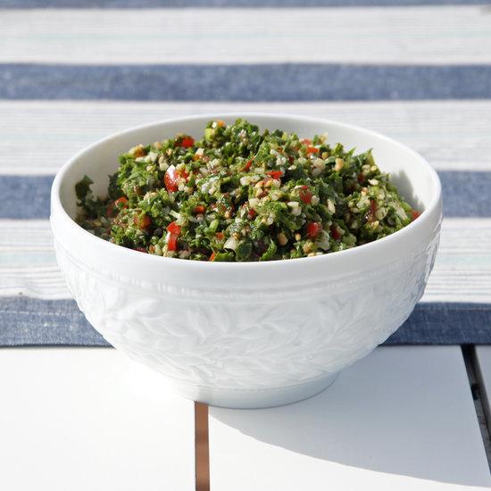 Classic Tabbouleh Recipe