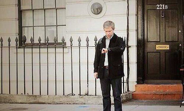 """""""Sherlock Fandom waiting for January 2015 #221back"""" Source: Twitter user TheDeductionGod"""