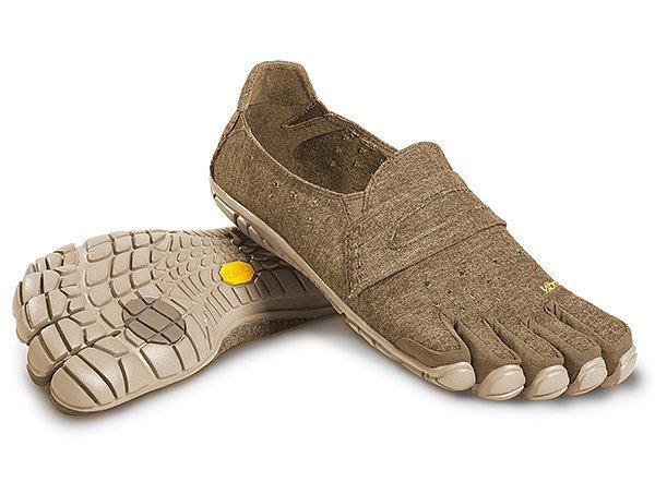 Five-Toe Shoes