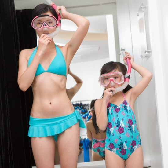 Bathing Suit Shopping With Your Daughter