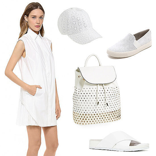 White Clothing | Ways to Wear White
