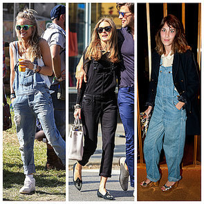How to wear Dungarees trend spring summer 2014
