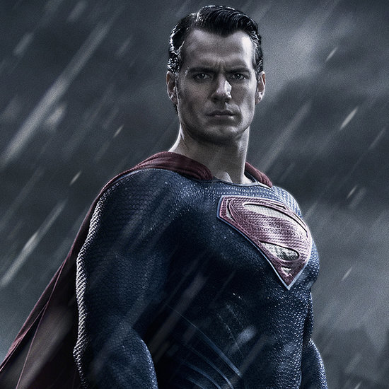 First Picture of Henry Cavill in Batman v Superman