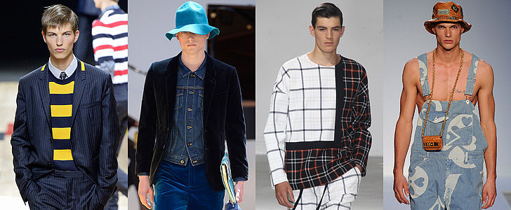 We're Borrowing These Looks From the Boys — and We're Not Giving Them Back
