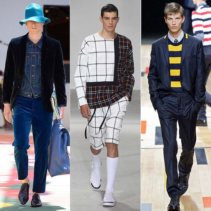 Latest Men Fashion Trends 2015 Share This Link