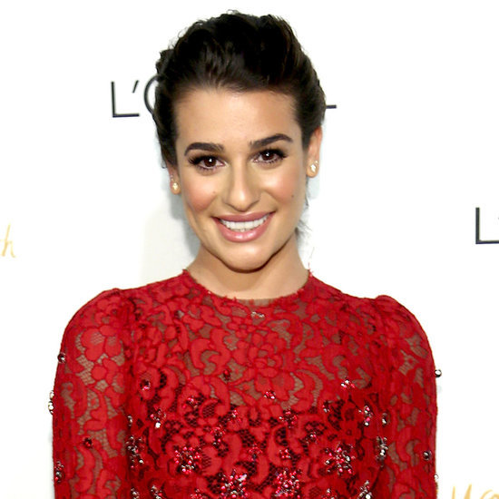 Lea Michele Is Not Pregnant, Had Her Twitter Account Hacked