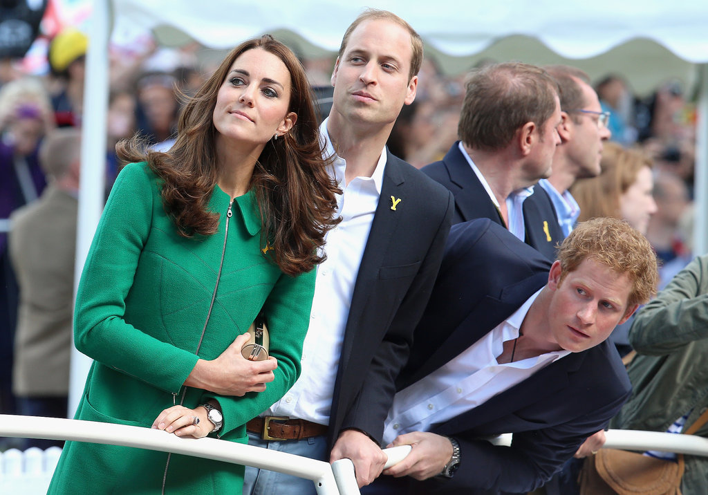 Kate, William, and