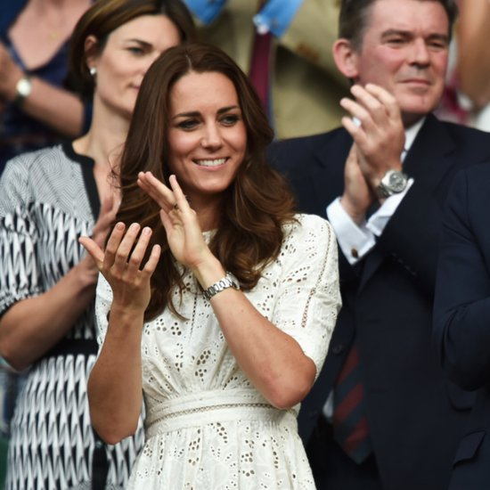Celebrity Style at Wimbledon 2014