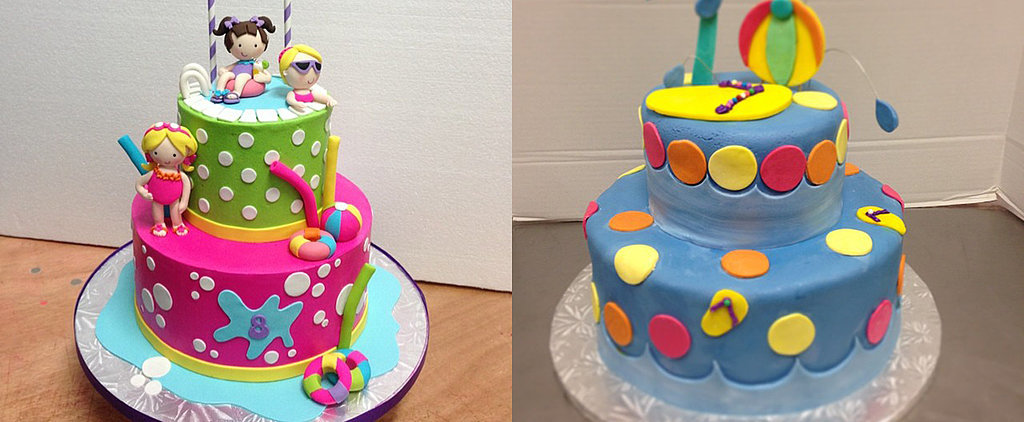 25 Pool Party Cakes That Make a Splash!