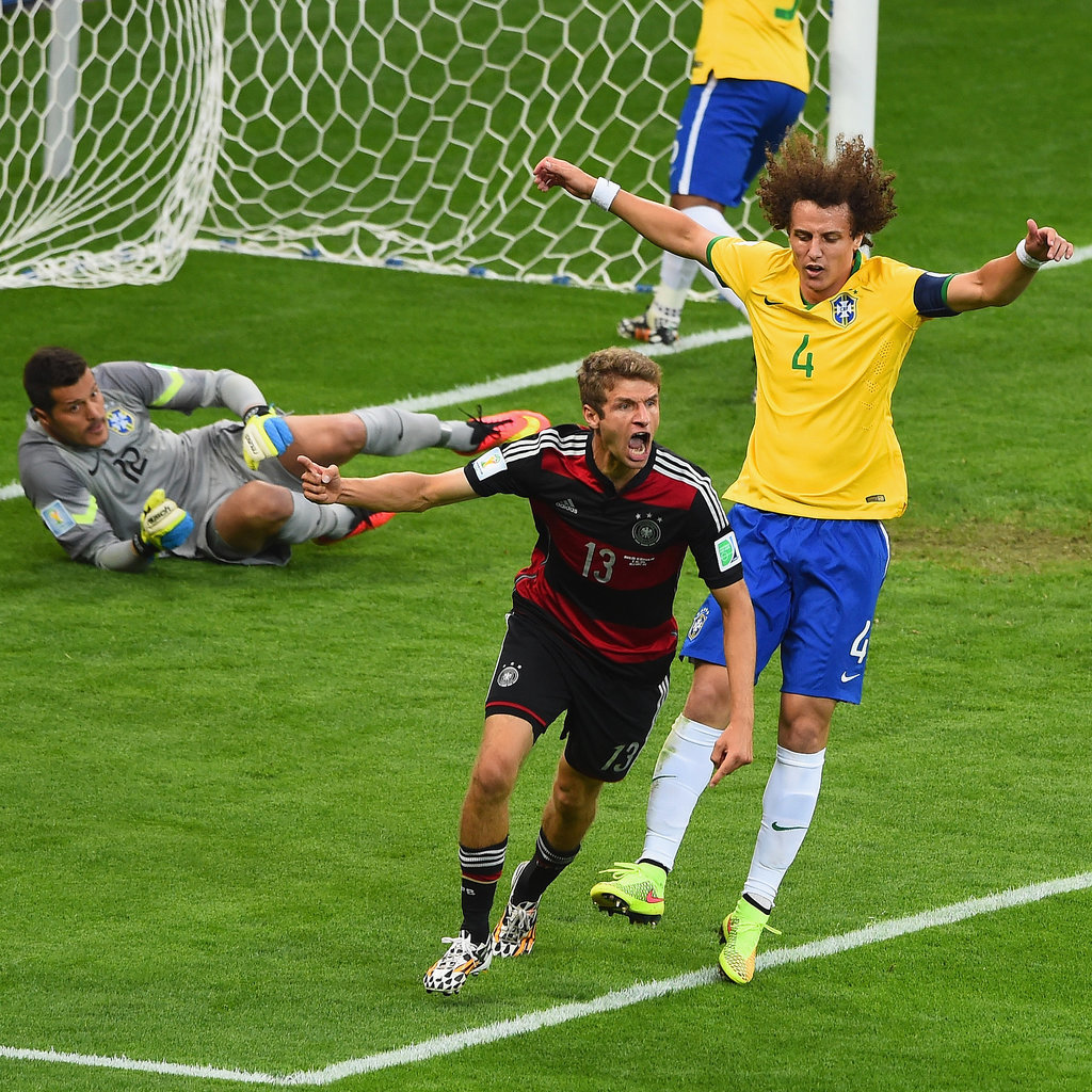 Viral News From Germany: Germany Vs. Brazil 2014 World Cup Game
