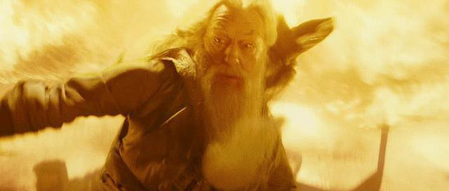 When they pull off badass magic, you're like hellooooo.