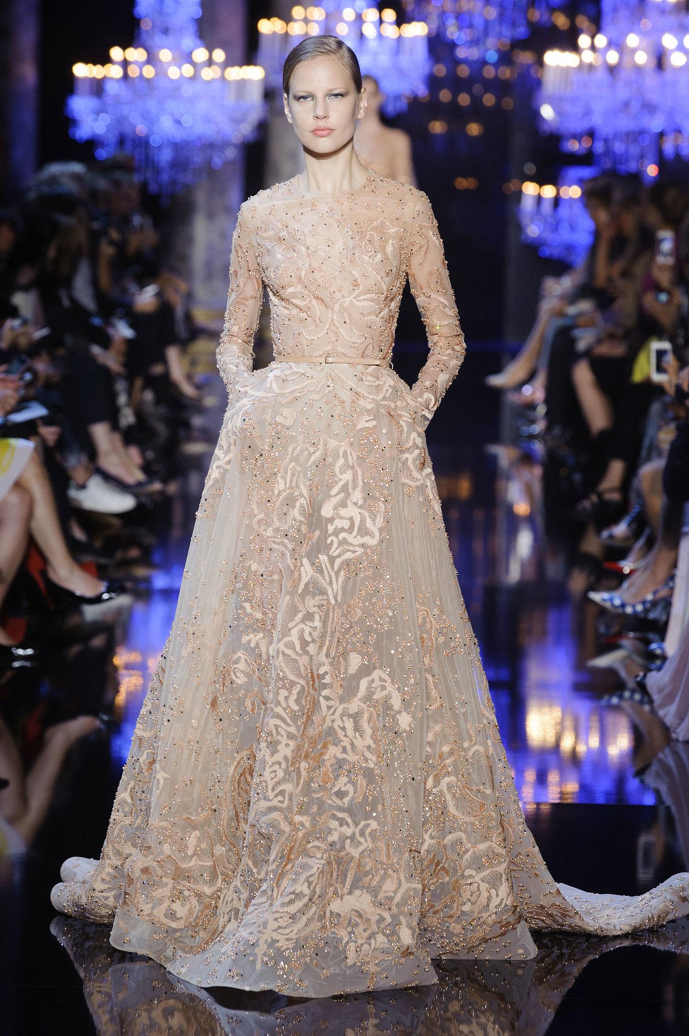 Elie Saab Haute Couture Fall 2014