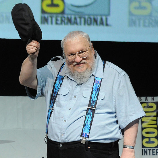 George R. R. Martin on Not Finishing A Song of Ice and Fire