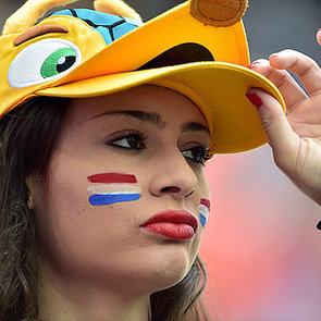 Netherlands vs. Argentina 2014 World Cup Game | Pictures