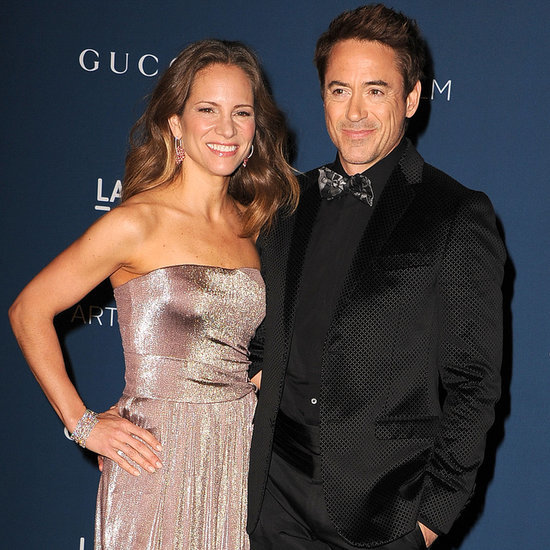 Robert Downey Jr and Susan Downey Expecting a Baby Girl