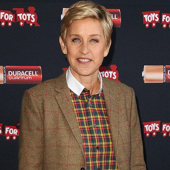 Ellen DeGeneres Perfectly Captured Your Feelings About Ryan Gosling's Baby