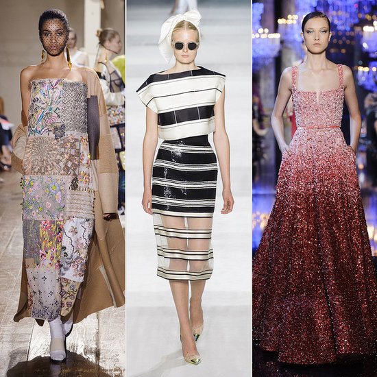 Best Looks From Paris Haute Couture Fashion Week Fall 2014