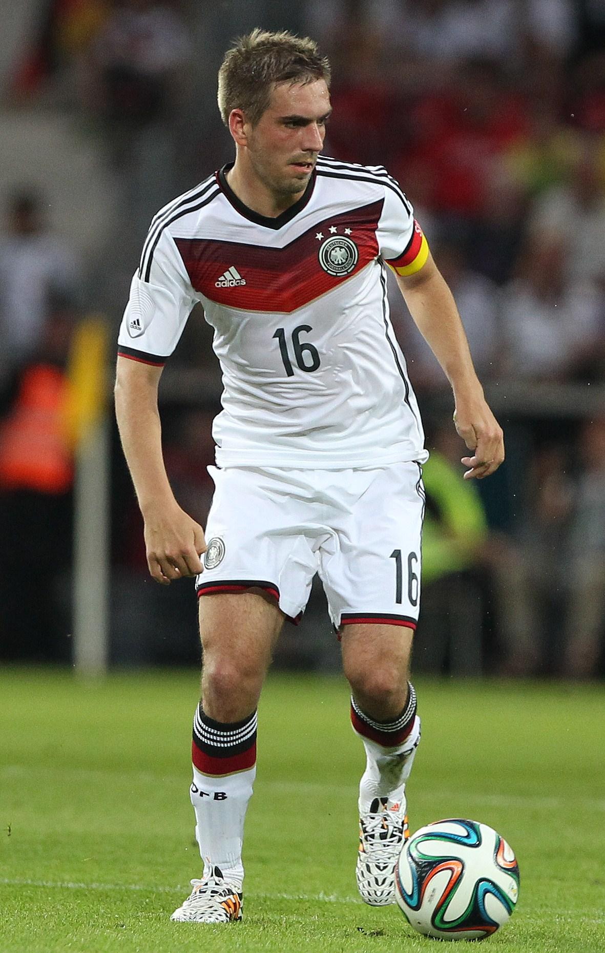 Germany: Philipp Lahm