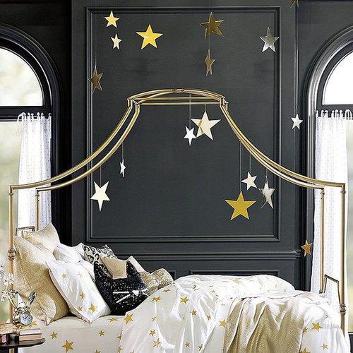 The Emily + Meritt Hanging Stars