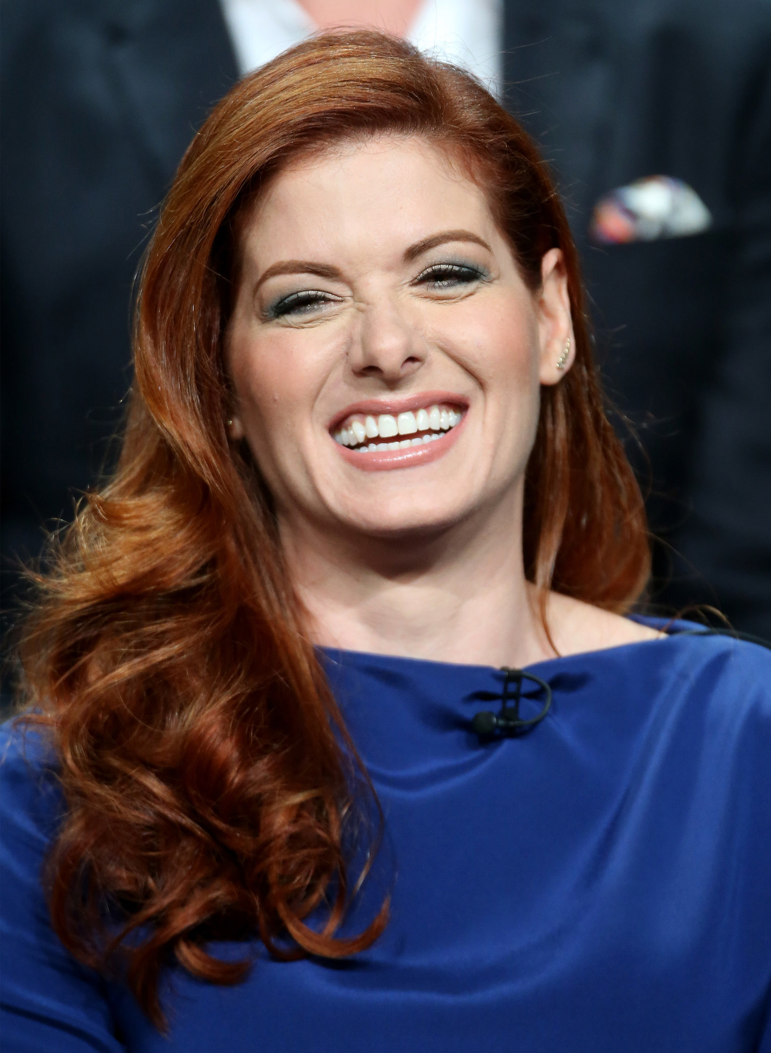 """""""Everything has to do with murder."""" — Debra Messing"""