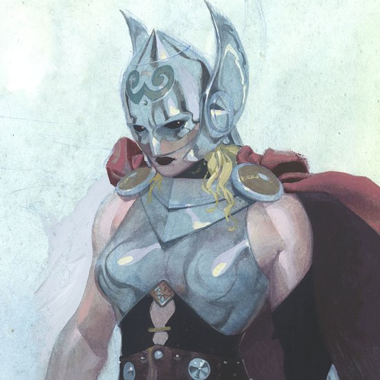 New Marvel Thor Is a Woman